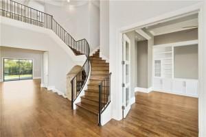 split stairway