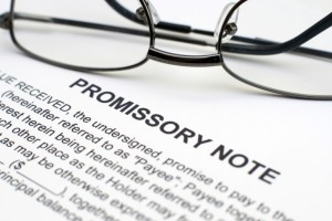 Promisary Note