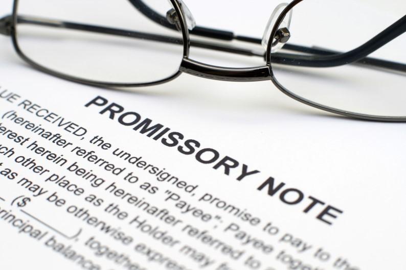 Property Settlement Notes When Divorcing