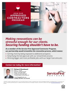 Renovation Loans Approved Contractors