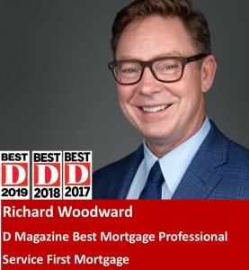 D Magazine Best Mortgage Professional 17 18 19
