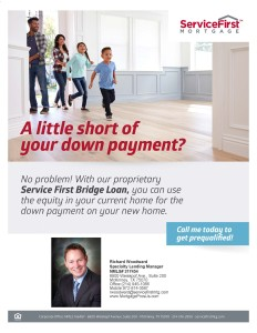 How to use a Bridge Home Loan to purchase your next home without selling your existing home.