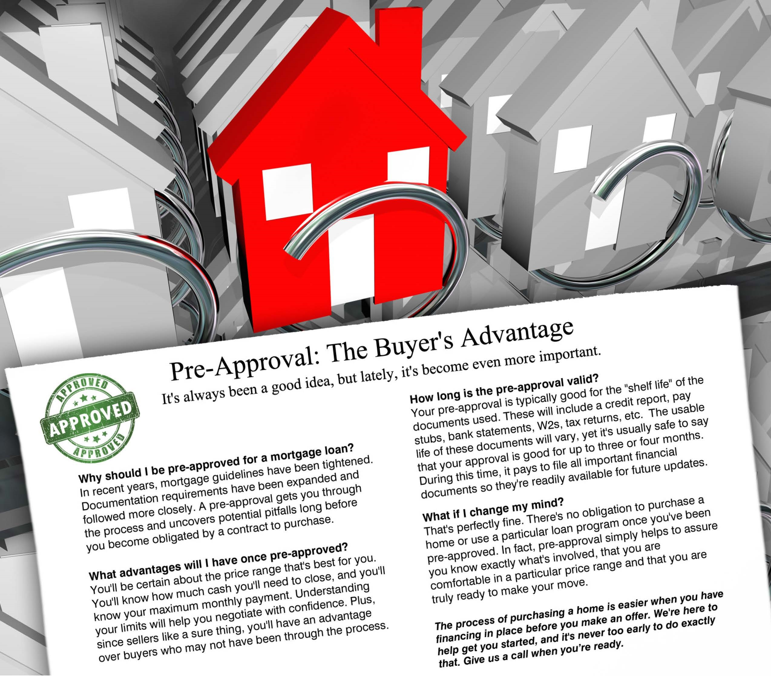 Are You Pre Qualified Or Pre Approved For A Home Loan