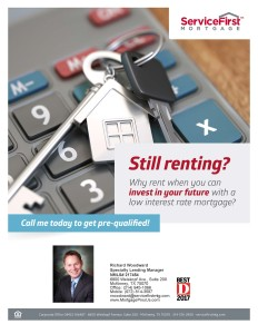 Why are you still renting? Call (214) 945-1066 or apply online now.