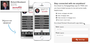 Down Load The Richard Woodward Mortgage Team Mobile App