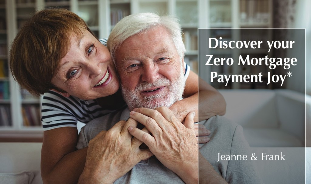 Discover Your Zero Mortgage Payment Joy