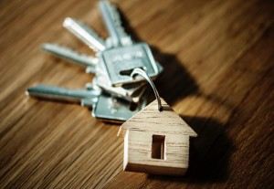 Keys to your new home are just a phone call away