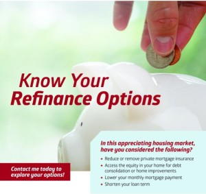 Know Your Refinance Options