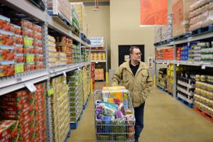 Buying in bulk saves money