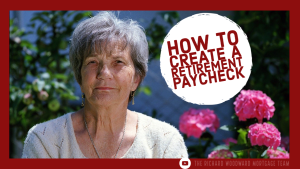 How to create a retirement paycheck