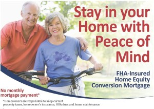 Peace of Mind-Reverse Mortgages